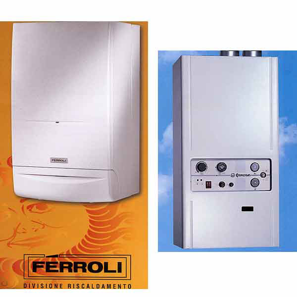 FERROLI GAS BOILERS TECHNICAL DOWNLOADS